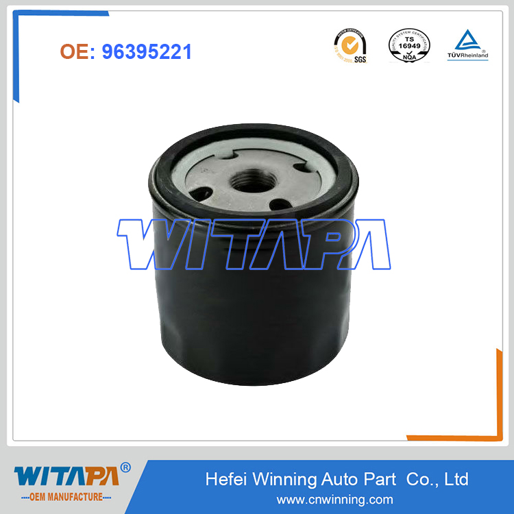 Manufacture 96395221 GM Chevrolet Optra Car Spare parts Oil Filter