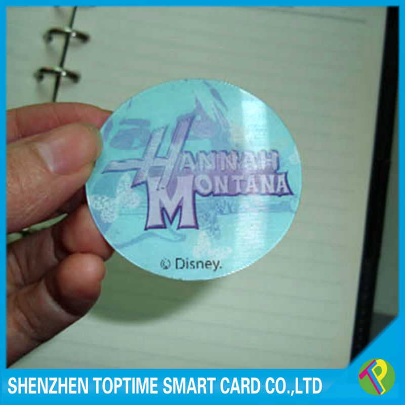 EN71 certificates approved carton sticker 3d card for children