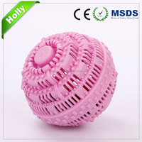 Convenient cleaning magnetic eco wash ball