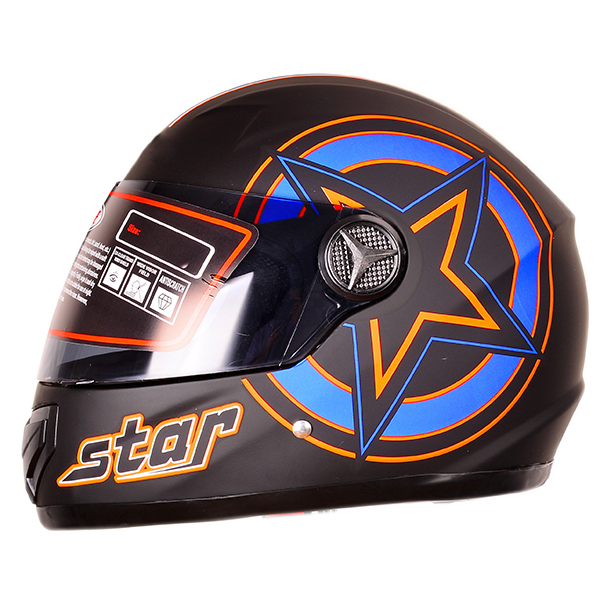 2016 New decals vintage motorcycle full face helmets