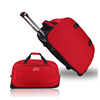 High quality travel wheeled duffel Bag Carry On Rolling Duffel Bag 3pcs travel luggage sets
