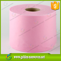 17.5/19.5cm width spunbond nonwoven fabric for face mask, medical disposable masks material,waterproof non-woven spun bond