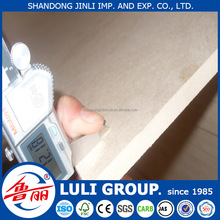 price medium density fibreboard indonesia mdf from shandong LULI GROUP China wood factory