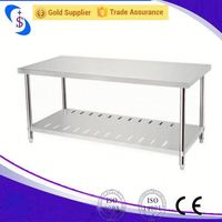 Folding Worktable,The kitchen Utility Work Table