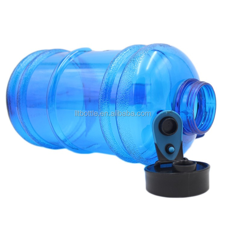 eco friendly half gallon Fitness Plastic Sport Bottle gym bottle 2.2l