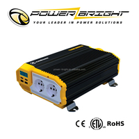Hot !!! 2000w DC to AC modified sine wave car power inverter with USB