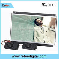 open frame digital video media player/ open frame android 4g/ lcd monitor with hdmi input