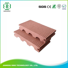 Cheap And High Quality china professional wpc decking for public