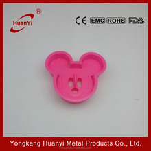 Amazon hot selling plastic mickey mouse fondant making tools(HY878)