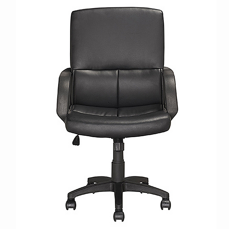 Contemporary Black Executive Swivel Office Chair