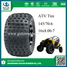 Chinese made cheap atv tire for sale with high quality 16*8-7 145/70-6 16*8-7 19*7-8 21*7-8 20*9.5-8
