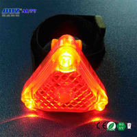 2015 super LED rear bike light LED bicycle taillight led flash light
