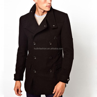 mens knitted sheep wool jacket