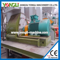 TOP ONE High quality wooden chips into sawdust making machine