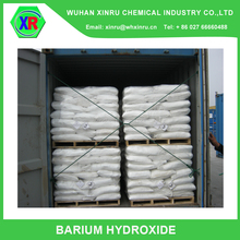 Barium hydroxide octahydrate 99% Ba(OH)2.8H2O white crystal for ceramic,plastic,glass