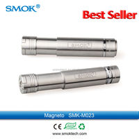 Big Promotion !!! popular smok magneto mod gold /stainless magnet switch mechanical mod e-cigarette