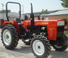 electric farm tractor