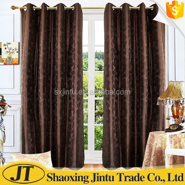 Jacquard curtains Welcome to custom