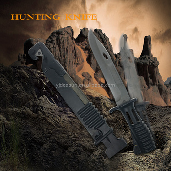 hot sell for camping,for hunting & bowie jungle king, fixed blade tactical knife