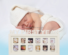 2017 The best-selling baby photo frame for baby's memory of the first year