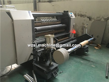 Newest high performance Automatic Slitting And Rewinding Machine For Plastic Film