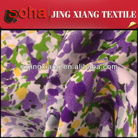Most popular Customized Wholesale Chiffon Fabric For baju chiffon