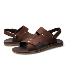 cheap wholesale outdoor men beach sandal shoes,hot sell overseas mens casual shoes