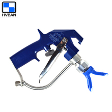 copper Blue airless paint sprayer spray gun