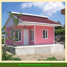 durable and nice design prefabricated houses in thailand
