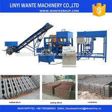 QT4-18 Blocks Brick Full Hydraulic Production Automatic Line for sale