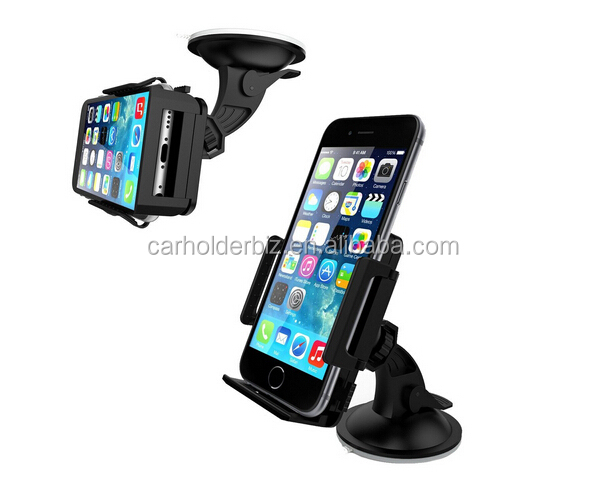 Gopro Suction Cup Mobile Phone Car Mount Holder, Go Pro Mount