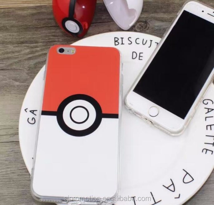 Famous game pokemon go cell phone case
