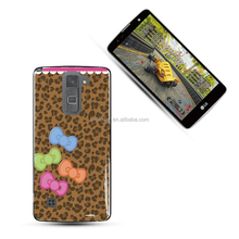 Durable protective epoxy custom mobile phone case for LG Stylus2 Plus cover
