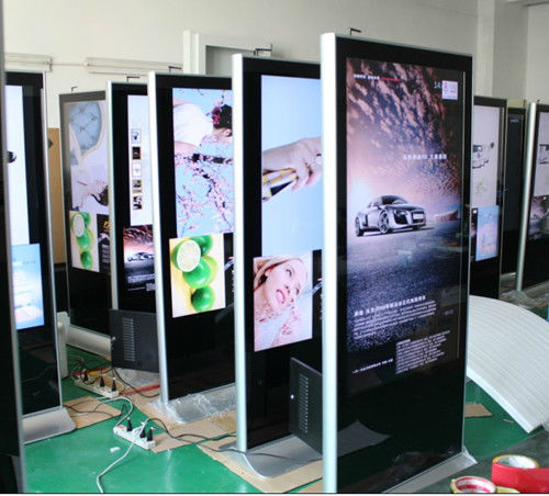 "55"" stand alone lcd digital display,publicidad digital for advertising"