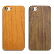 mobile phone accessories,real solid wooden phone case for Iphone wood case