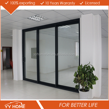 YY Home heavy duty aluminium sliding glass door