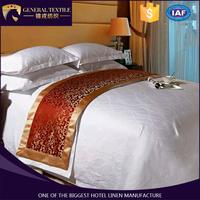 Newest design cotton jacquard weave quilt cover set bed linen
