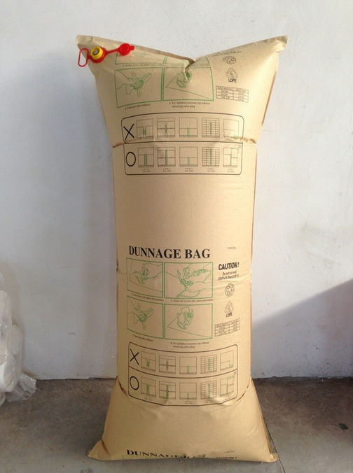 1.0x2.2M cargo air bag for container