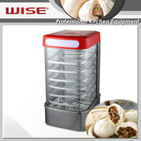 WISE Kitchen Electric Stainless Steel Food Steamer Mechanical Type as Professional Kitchen Equipment