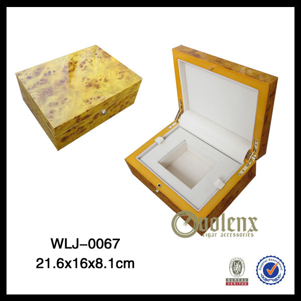 High Quality Display Watch Box Wood Case
