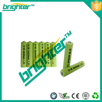 3.6v 4.8v 600mah ni mh aaa battery pack