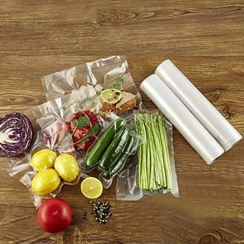 Food grade embossing food vacuum sealer bag roll