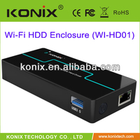 OEM/ODM supported wifi external hard drive