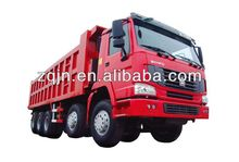 2015 New 12-wheels 8x4 50tons SINOTRUK HOWO Tipper