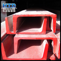 Top quality UPN 80 hot rolled mild steel channel beam/u channel/c channel price