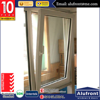 Aluminiun Frame Inward Tilt and Turn Window with Trade Assurance Service