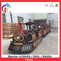 Factory price amusements rides electric train electric ride on train for sale