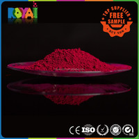 Royai Colors high purity organic pigments red and printing ink for polyethylene CAS.NO.980-26-7
