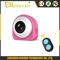Hot sale G1 CMOS camera 1080P remote control micro video wifi camera
