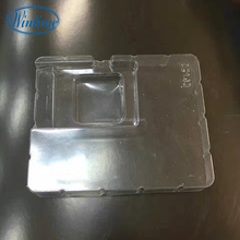 transparent customized PVC blister box for packaging